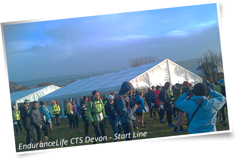 CTS Devon Ultra start