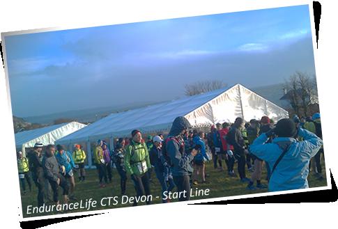 CTS Devon Ultra start