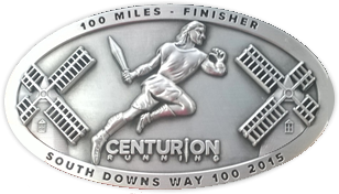 South Downs Way 100 Buckle (SDW100)