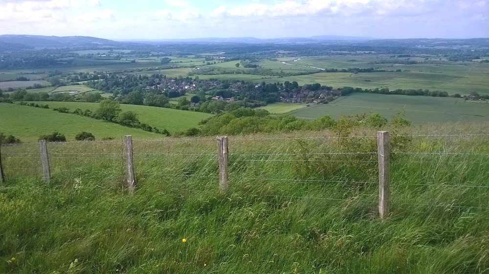 south dows way views (SDW100)