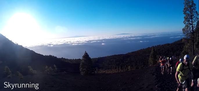 Transvulcania 2015 - skyrunning
