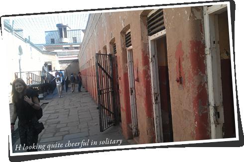 Joburg jail