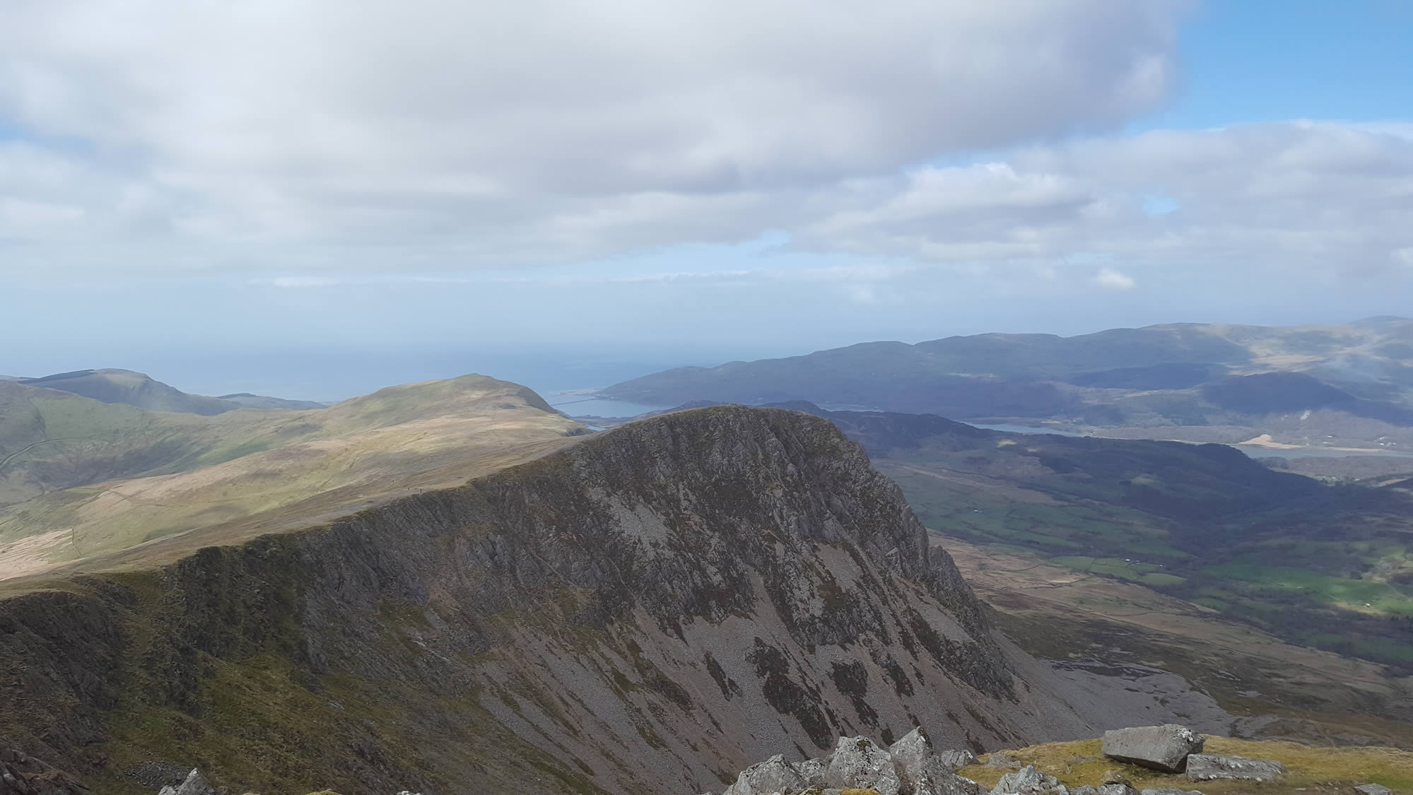Dragons Back Race 2019 - Cadair Idris Ridge
