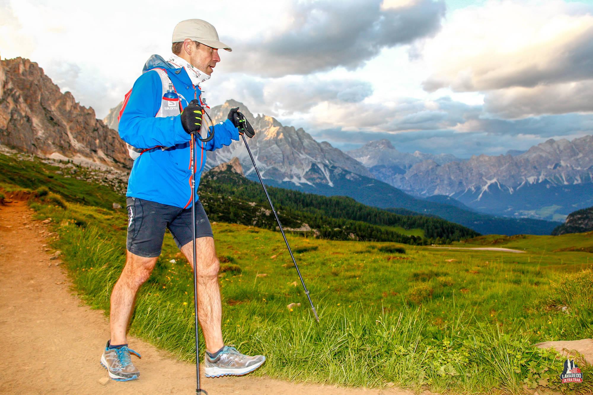paso giau, Lavaredo Ultra Trail