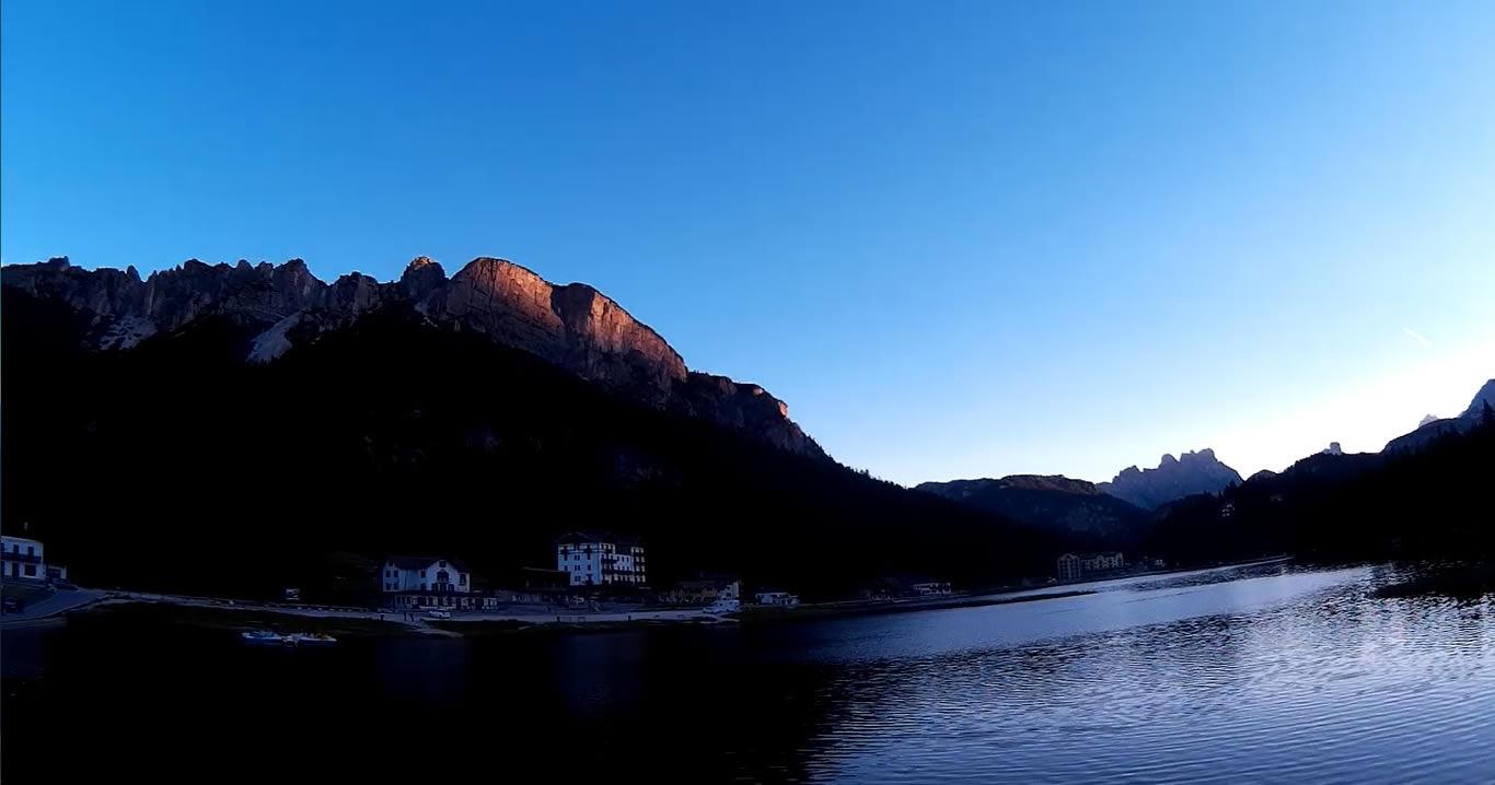 Lake Misurina, Lavaredo Ultra Trail