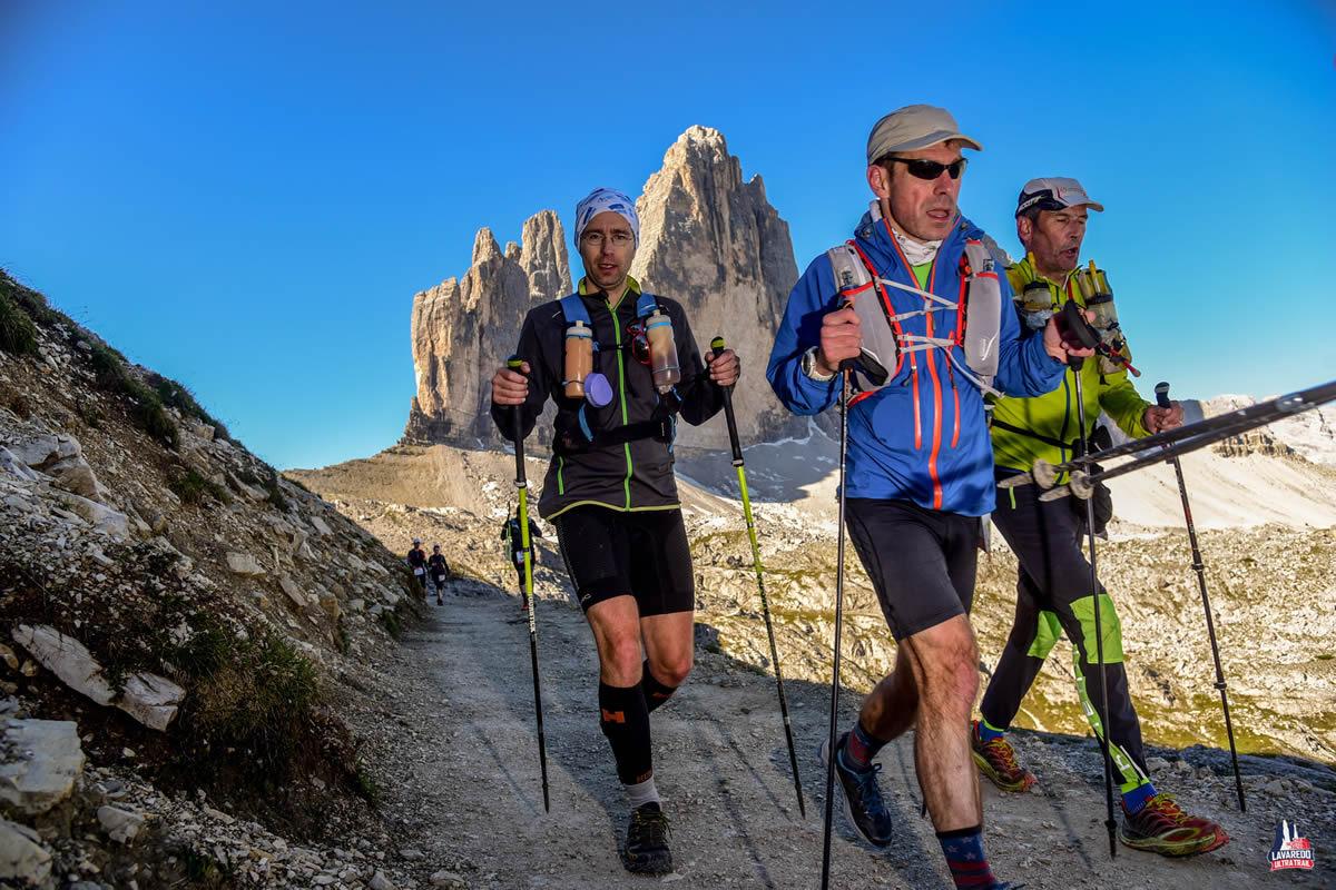 Tre Cime, Lavaredo Ultra Trail