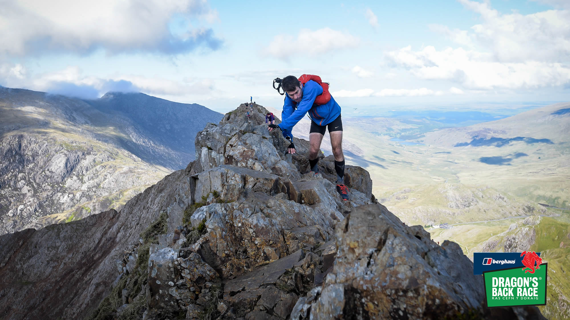 Dragons Back Race 2019 - Crib Goch