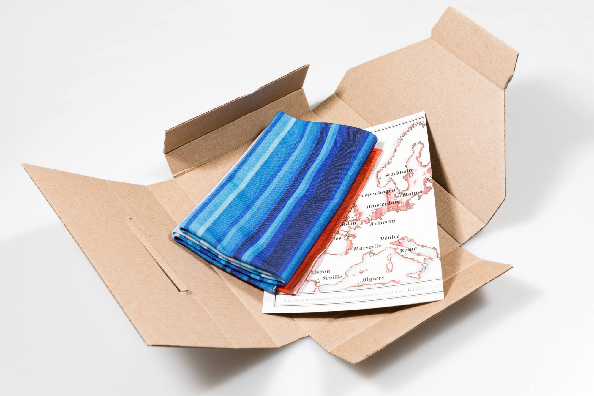 bandana package shot