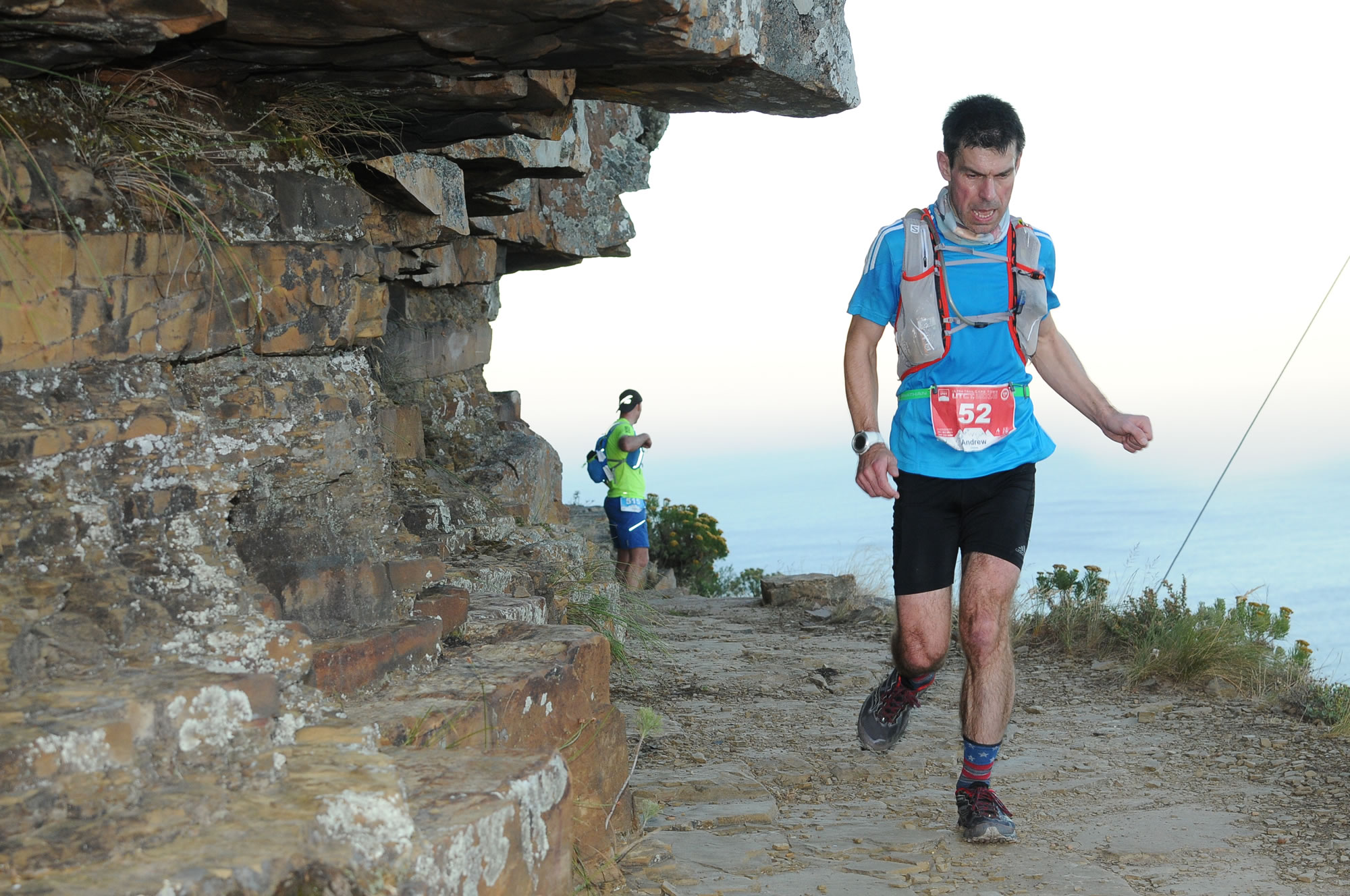 Ultra Trail Cape Town UTCT Table Mountain contour trail