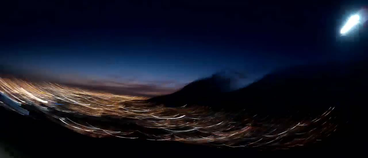 Ultra Trail Cape Town UTCT Dawn over the bay
