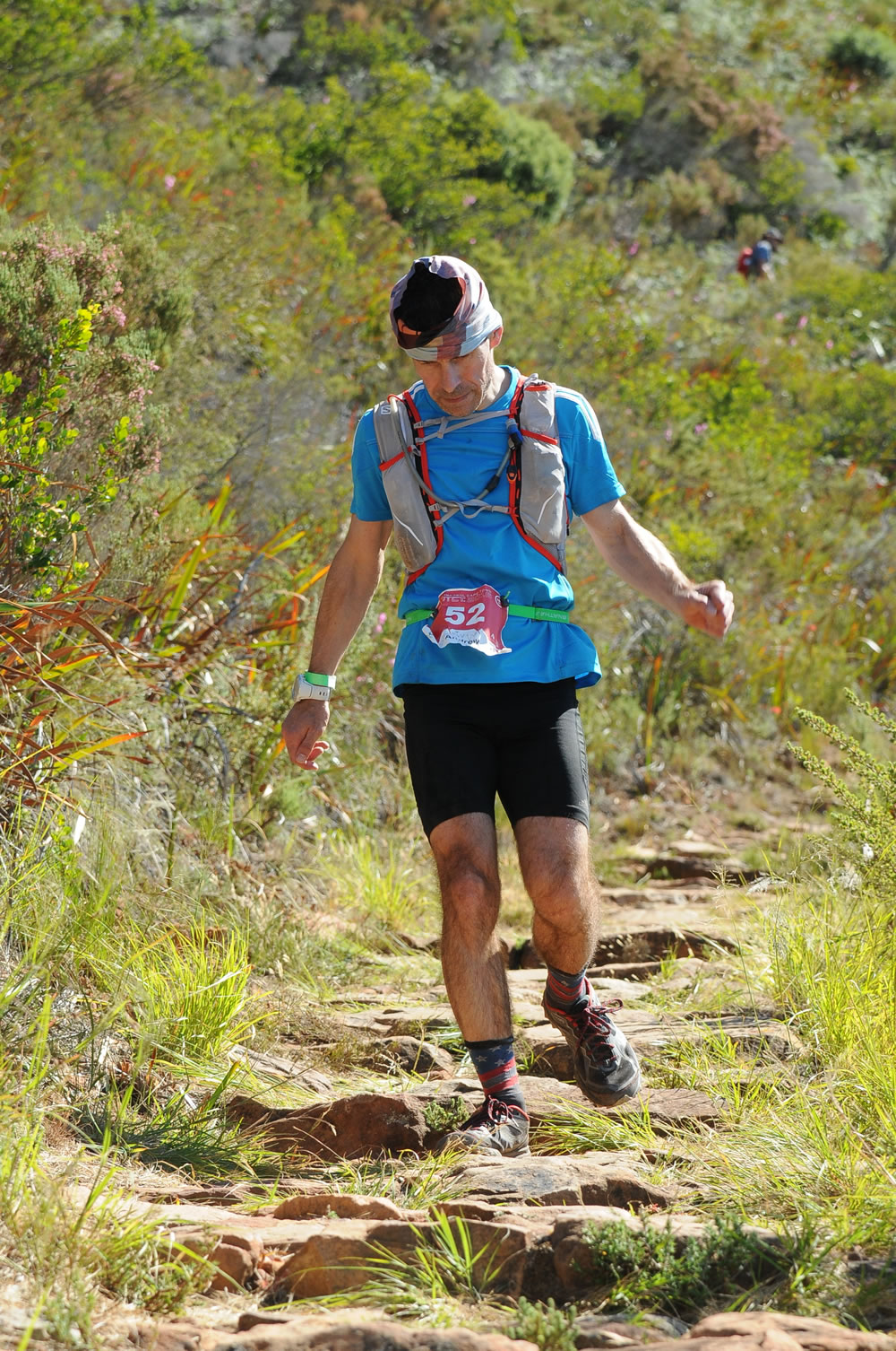 Ultra Trail Cape Town UTCT Steps