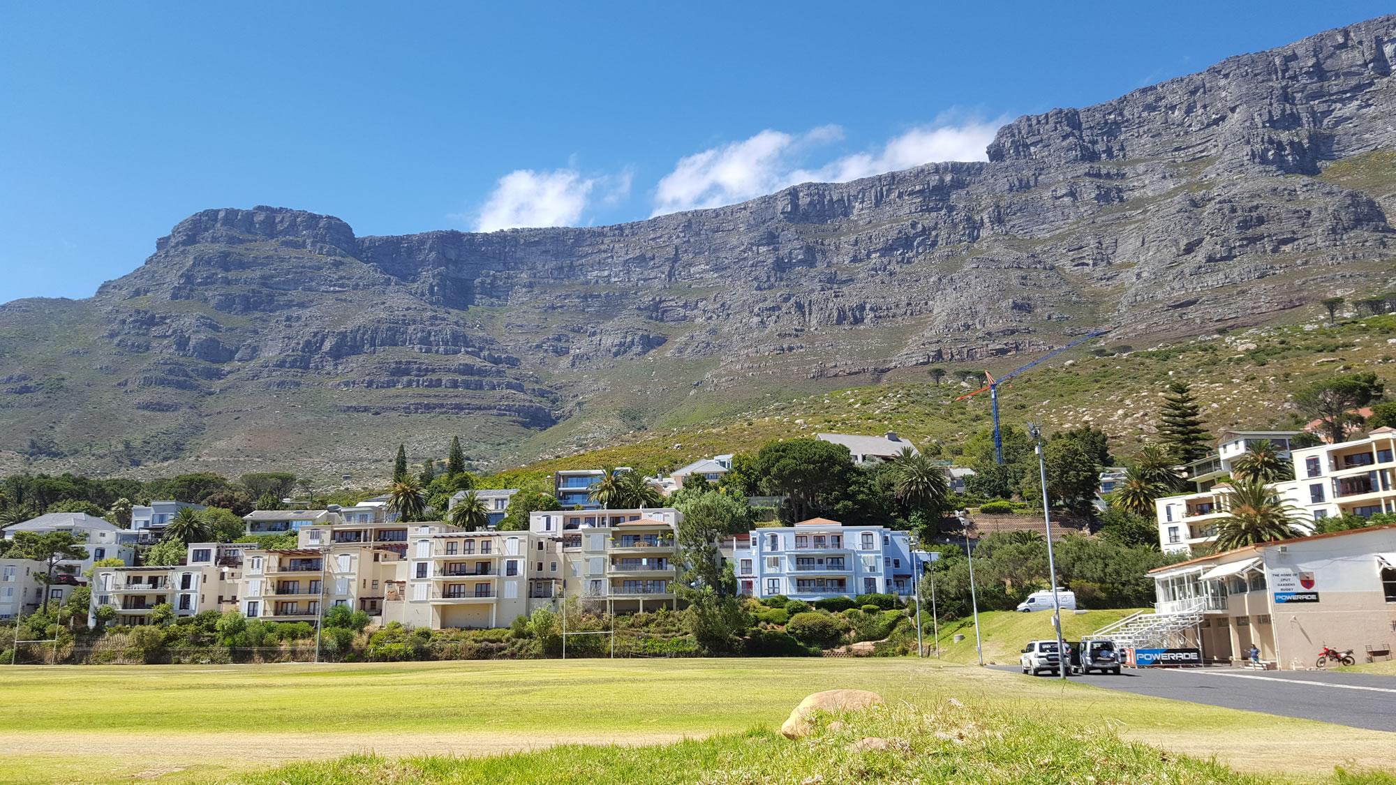 Ultra Trail Cape Town UTCT Table Mountain